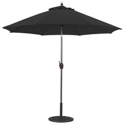 Transitional Outdoor Umbrellas by galtech