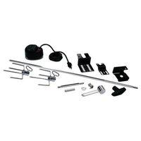 Grillmark 60090A 39.5 in. Universal Rotisserie Kit