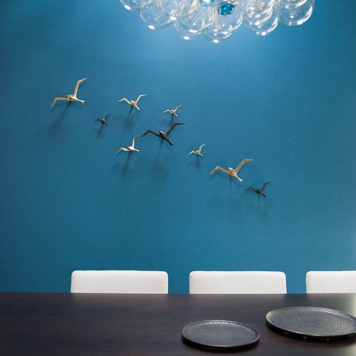 Home design - contemporary home design idea in Las Vegas