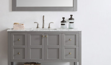 Vanities by Size With Free Shipping