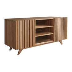 Teak Double Bathroom Vanity Unit, 160 cm