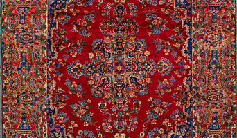 Authentic Persian Rugs Yazd Rug