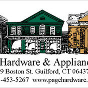 Page Hardware And Liances