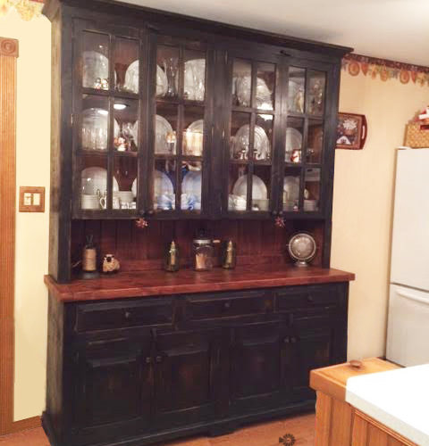 Hutches, Entertainment Centers and Cabinets