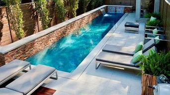Custom Luxury Pools