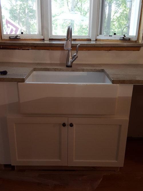 Harris Kitchen Renovation - Kitchen Sink Accessories