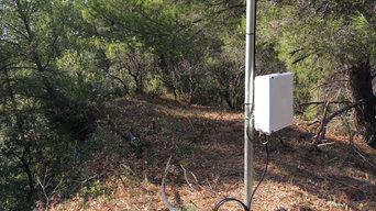 Antenne et modem 4G