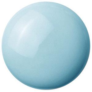 Anne Black Tilt Glossy Handle, Blue, Medium, Glossy