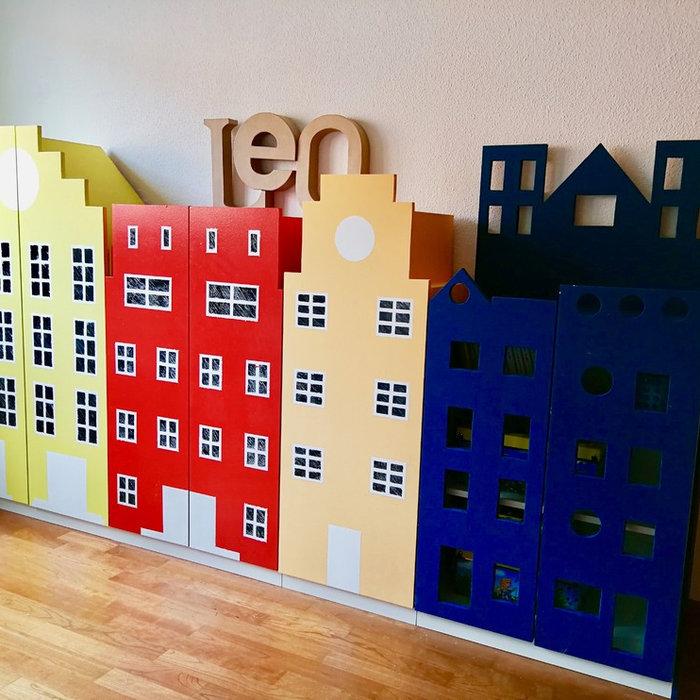 Habitaciones infantiles en madera