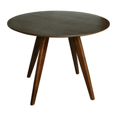Dover Walnut Dining Table, Small