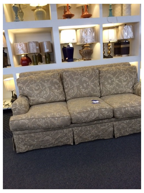 Pic Of Sofa Taken In Not Room I Can Send More Pix A Bit Later Pale Green Existing Carpet May Have To Go Came With
