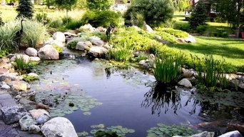 Put's Ponds & Gardens is Michigan's Tri-County premier pond designer, installer