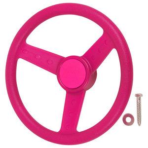 Swing Set Steering Wheel, Pink