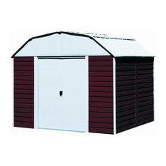 Arrow Shed RH108 Red Barn 10'x8' Shed