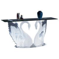 Legend Swan Console Table Base