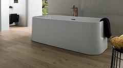 Vasche Da Bagno Porcelanosa Prezzi : Informazioni su vasca da bagno a libera installazione economica