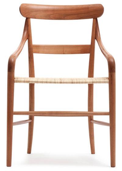 Модернизм Обеденные стулья by KensakuOshiro