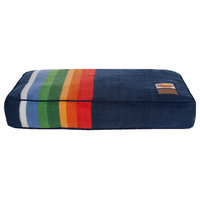 "Medium Pet Bed Crater Lake 36 x 27 x 4, Crater Lake, 36""x27""x4"""