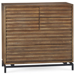 Industrial Accent Chests And Cabinets by A.R.T. Home Furnishings