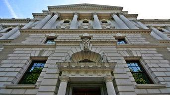 HM Treasury Refurbishment