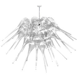 Contemporary Chandeliers by Pangea Home