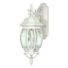 white outdoor wall lights external wall satco products nuvo lighting 60891 central park 3light 22 50 most popular white outdoor wall lights and sconces for 2018 houzz