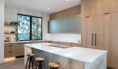 New This Week: 6 Attractive Kitchens With Wood Cabinets