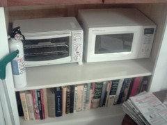 Show Me Your Cookbook Storage Please