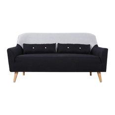 Modern Furniture Sofa modern sofas & couches | houzz