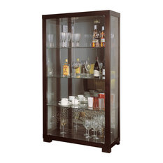 C1 Display Cabinet In Wenge