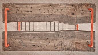 """Журнальный стол """"Wood&Rebar"""""""