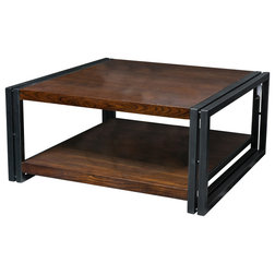 Industrial Coffee Tables by GDFStudio