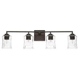 Transitional Bathroom Vanity Lighting by Lighting and Locks