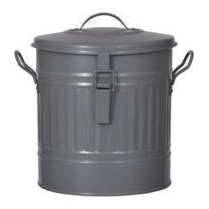 Steel Outdoor Compost Bucket