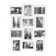 nexxt revet collage frame white picture frames