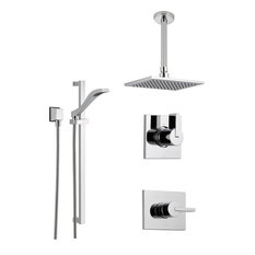 Delta Vero Collection Chrome Finish Custom Shower System SS145383