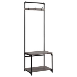 Industrial Coatracks And Umbrella Stands by Organize It All