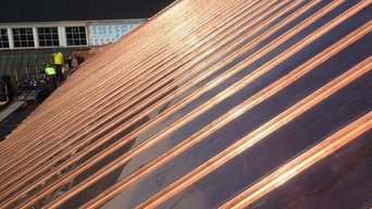Rodd Roofing Samples