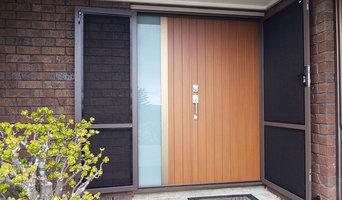 Crimsafe Security Door