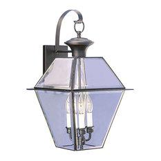 Livex Lighting Inc. - Livex Lighting 2381-04 Outdoor Lighting/Outdoor Lanterns - Outdoor Wall Lights and Sconces