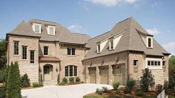 Brick and Stone exteriors