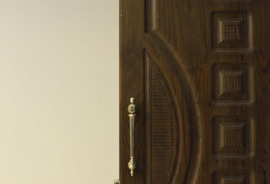 Main Entrance Door