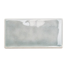 "Oracle 3""x6"" Ceramic Subway Tile, Sky"