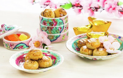 Celebrate Chinese New Year with Homemade Pineapple Tarts