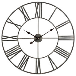 Industrial Wall Clocks by Aspire Home Accents, Inc.