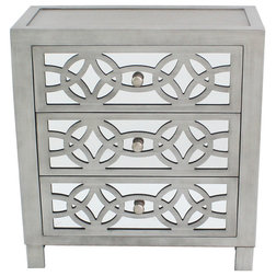 Transitional Accent Chests And Cabinets by River of Goods