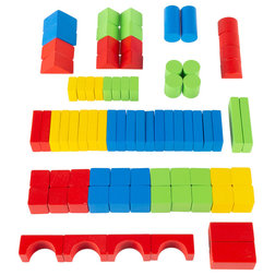 Contemporary Kids Toys And Games by Trademark Global