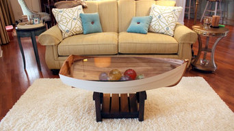 Coffee Table- boat