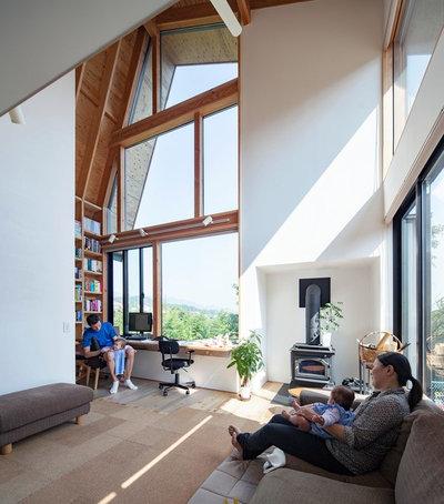 和室・和風  by 伊藤憲吾建築設計事務所 Ito Kengo Architects