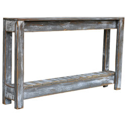 Farmhouse Console Tables by Doug and Cristy Designs